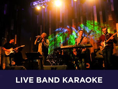 Live Band Karaoke - Eldorado Gaming Scioto Downs
