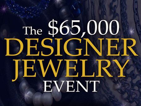 The $65,000 Designer Jewelry Event