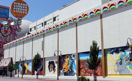 Annual Mural Marathon in Reno