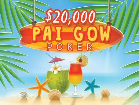 $20,000 Hot Summer Nights Pai Gow Poker