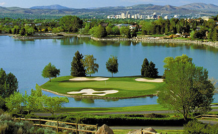 Lakeside Golf Course in Reno