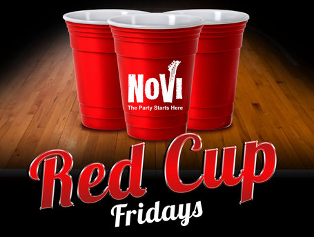 Red Cup Fridays