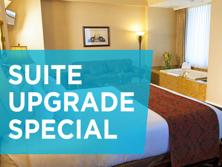 Suite Upgrade Offer