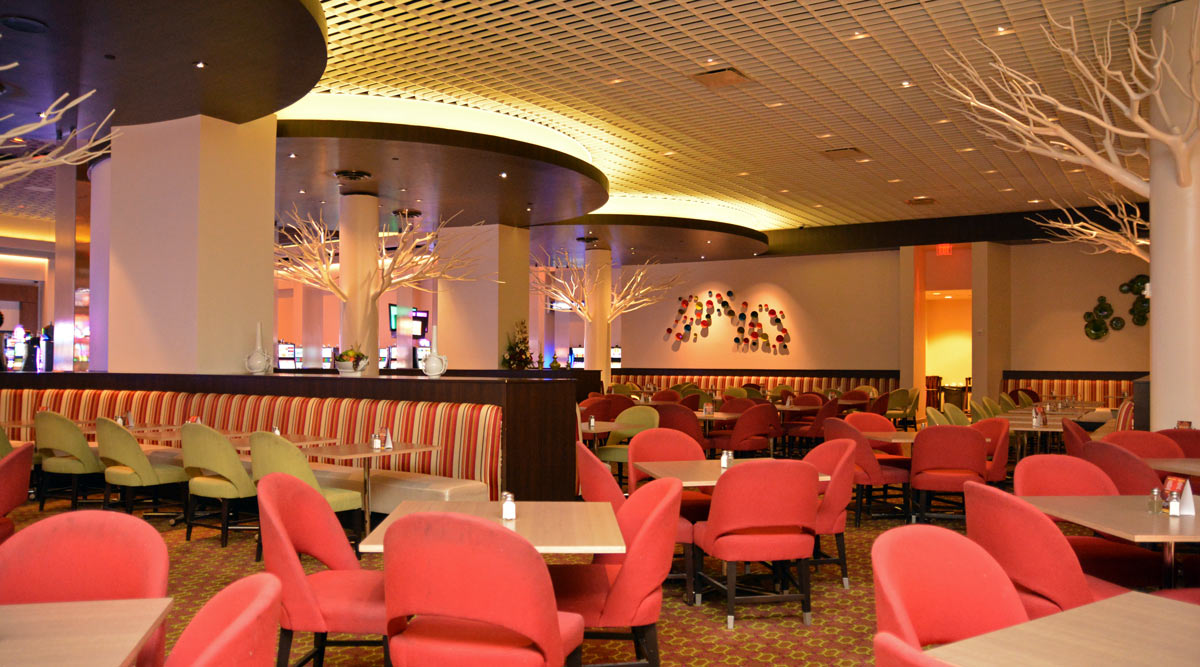 The Grove Buffet at Scioto Downs Racino