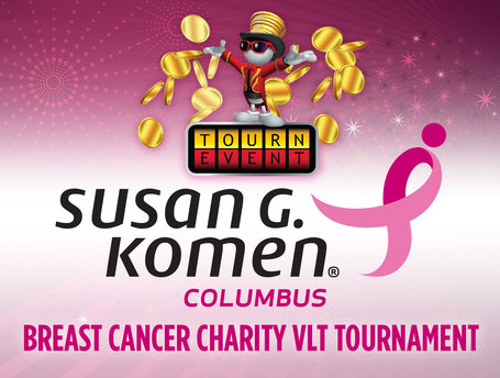 Susan G. Komen Charity VLT Tournament - Eldorado Gaming Scioto Downs