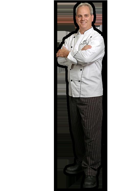 Chef Kenneth Baumann