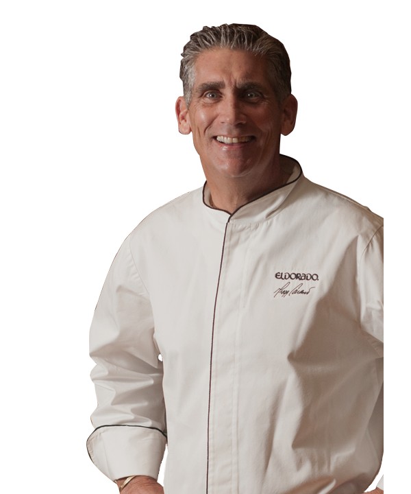 Chef Gregg Carano